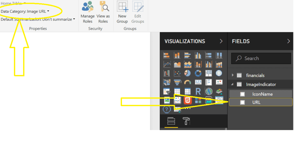 Dynamically Display Images in Power BI