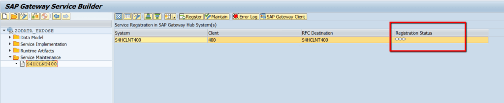 Expose SAP Data Sources to OData in BW/4HANA