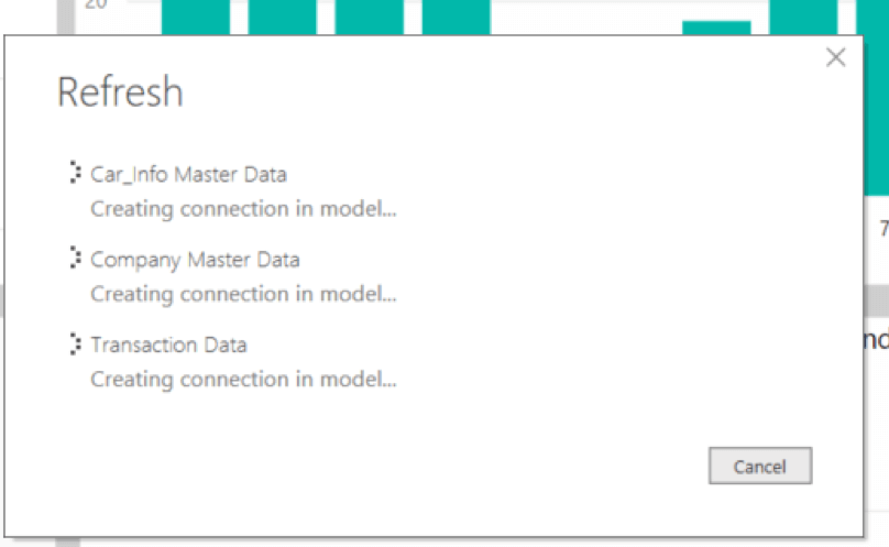 Implementing Source Data Location Change in Existing Power BI Reports