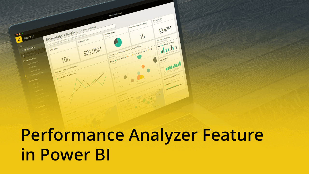 Performance Analyzer Feature in Power BI