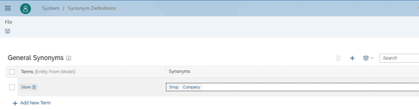 SAP Analytics Cloud – Application Design Series 28 – Search to Insight integration
