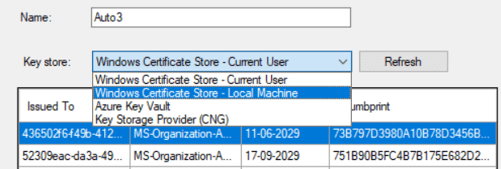 Using SQL Server Always Encrypted data in Power BI Report Builder (Paginated Reports)