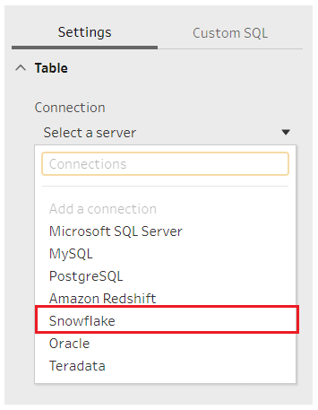 Writing Data to Snowflake Table from Tableau Prep